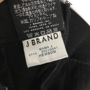 J Brand Jeans - Maternity legging jeans in hewson 0540